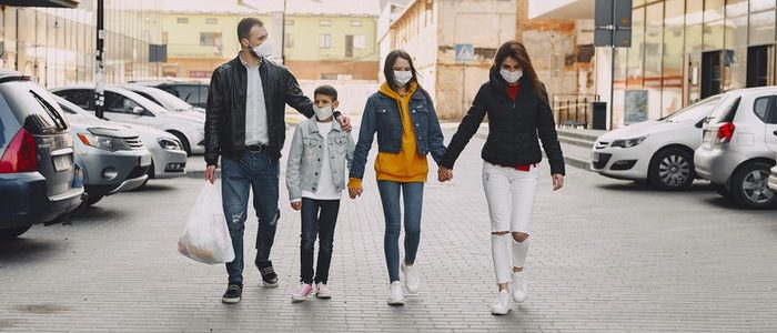 How To Keep Your Family Safe From Coronavirus?