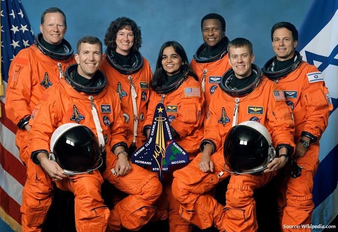 Kalpana Chawla Her Achievements – Our Pride Success Story__6