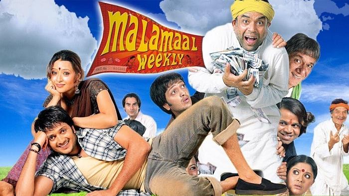 Malamaal Weekly (2006) Bollywood Movie Poster